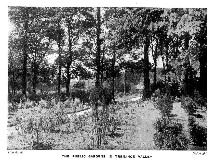 trenance gardens 1910s 1920s